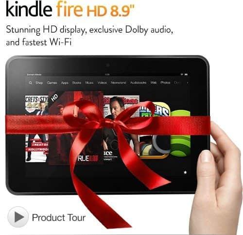 Kindle Fire em Promoção.