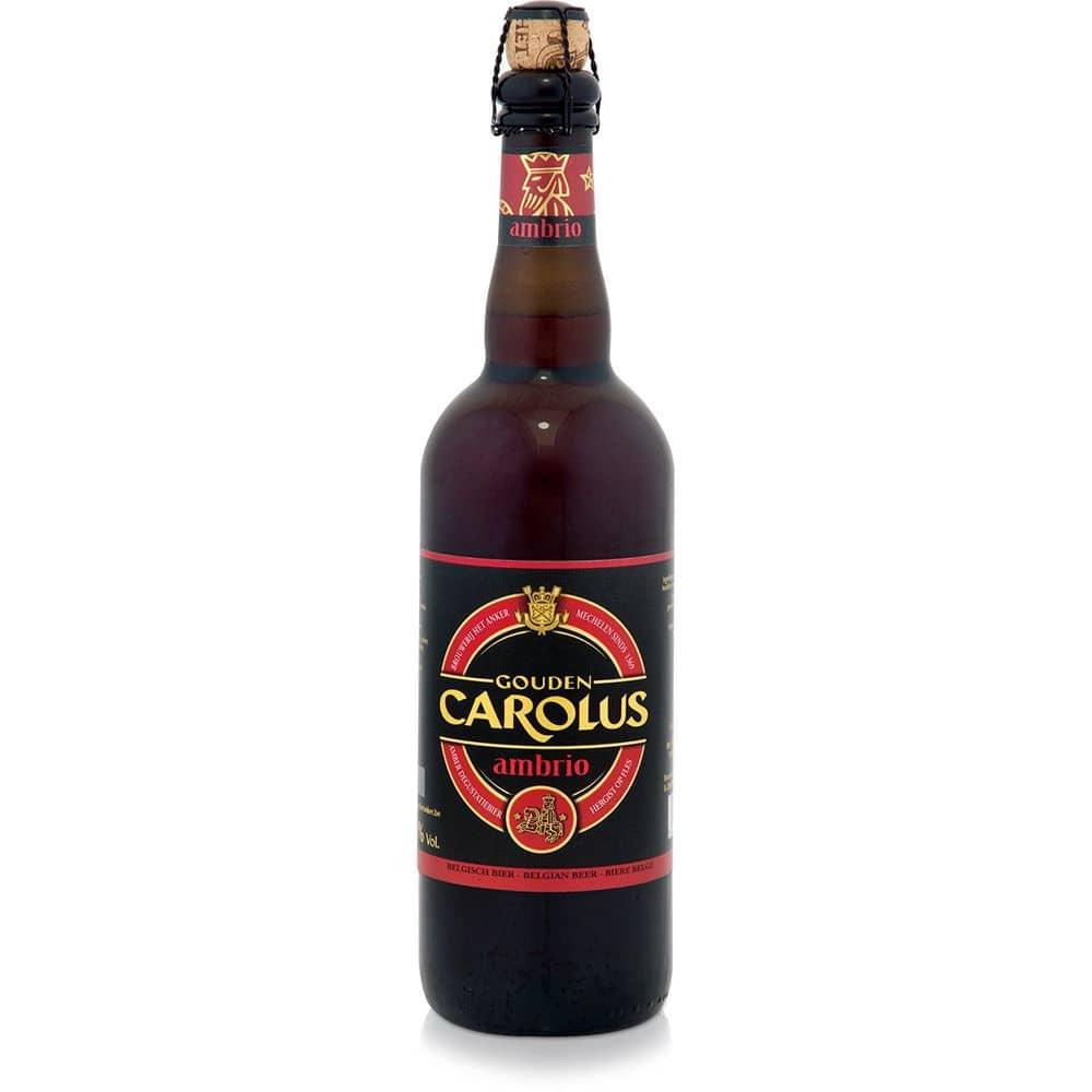 Golden Carolus Ambrio - Cerveja Belga