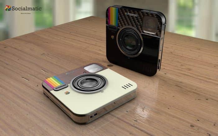 Polaroid Socialmatic: impressão e compartilhamento de fotos na hora