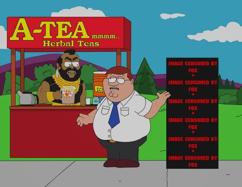 Family Guy, Maomé e o fundamentalismo satirizados no South Park