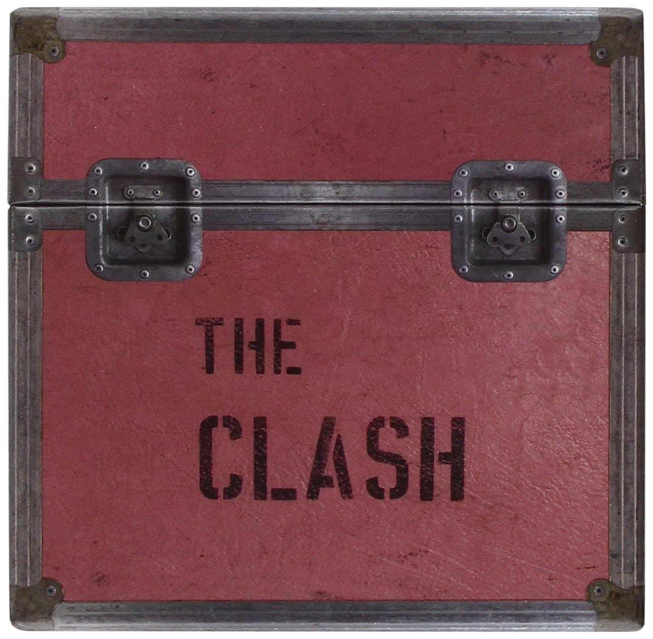 Caixa The Clash (5 álbuns de estúdio) na Amazon