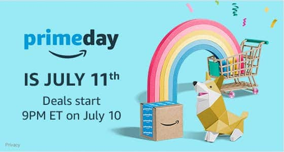 Chamada Amazon Prime Day 2017